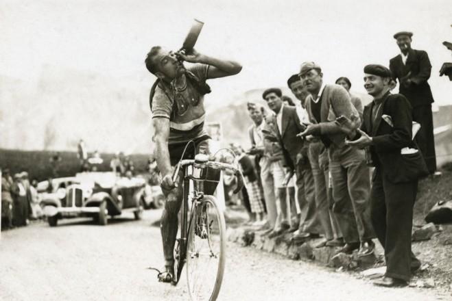 Tour de France tasting at the Gherkin