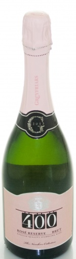 James Anderson Numbers Collection No. 400 English Sparkling Rose