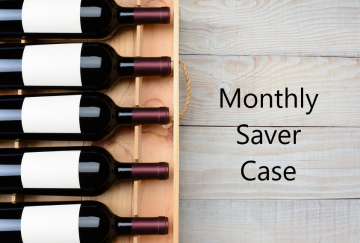 Wine Cellar Club Monthly Saver Case