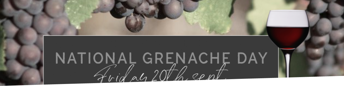 National Grenache Day