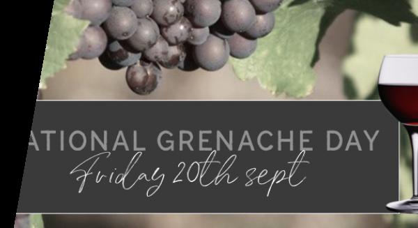 National Grenache Day