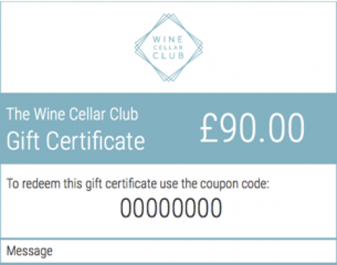 £90 Gift Certificate