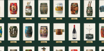 Bib'Art Wine Barrels