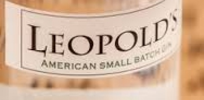 LEOPOLD`S GIN AMERICAN SMALL BATCH